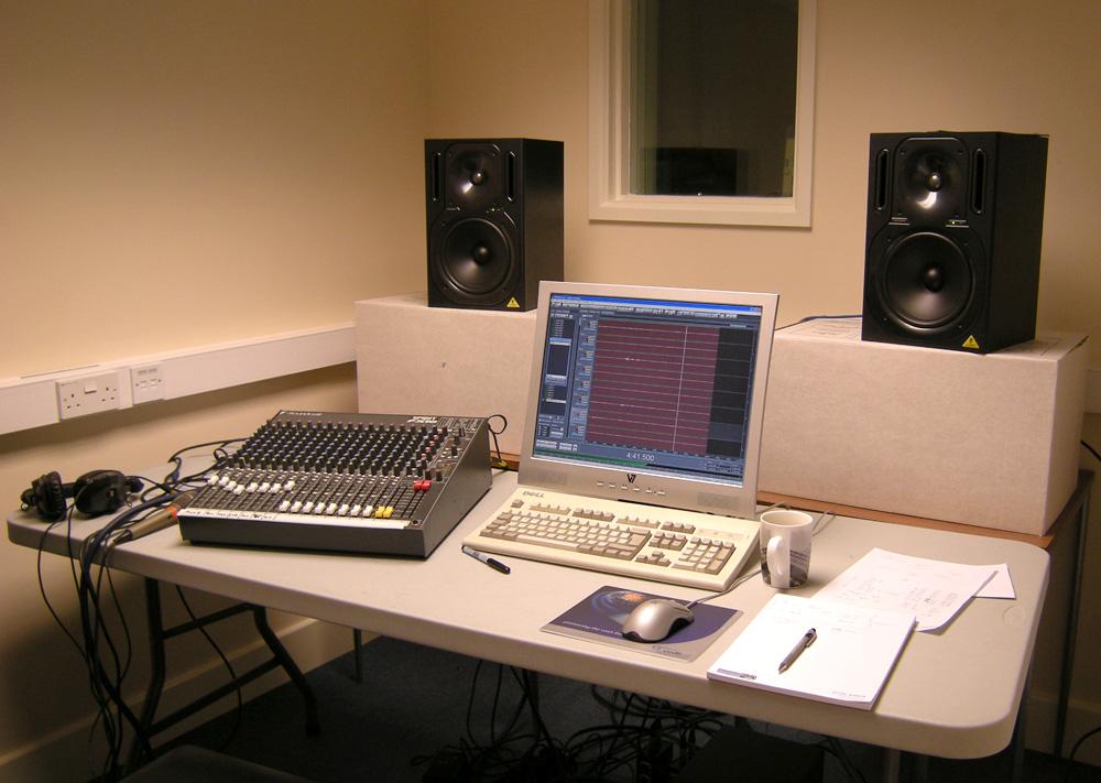 SUBB Recording - Pete's Setup