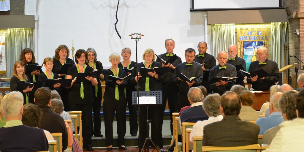 St Georges Choir 3